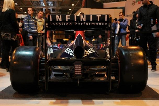2012 Red Bull RB8.